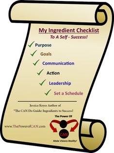 """Have you incorporated the items in this Checklist? """"SUCCESS"""" is in your scope! Some Quotes, Leadership, Self, Success, Author, Goals, Thoughts, Canning, How To Make"""