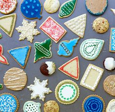 Gorgeous Cutout Christmas Cookie Recipes