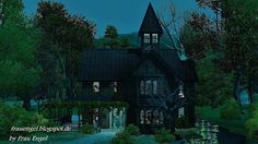 Frau Engel: Witch house
