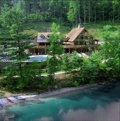 VRBO.com #280943 - New Luxury Mountain Home with Private Lake Access. Pontoon/Ski Boat,Waverunner
