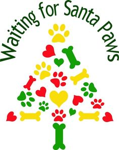 Excellent Xmas decorations tips are offered on our site. Christmas Rock, Christmas Crafts, Christmas Decorations, Christmas Ornaments, Paw Print Art, Art Prints, Animal Prints, Dog Crafts, Christmas Clipart