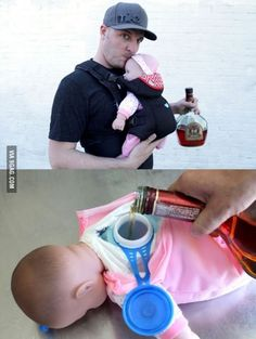 Never look like an alcoholic again!