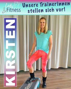 Kirsten ist vielen im Studio von ihren Samstags-Kursen bekannt, die sehr beliebt sind. 😃 Sie bietet hier abwechslungsreiche Kurse, wie z.B. Step, BOP, Lang-und Kurzhanteltraining oder auch Zirkeltraining an. 🏋️♂️💪 Zudem verstärkt sie uns auf der Trainingsfläche und ist auch Personal Trainerin. 💜 #LadyFitnessWerne #Werne #Fitness #Kurse #Outdoorkurse #Team #Power #teamworkmakesthedreamwork #LadyFitnessFamily Lady Fitness, Trainer, Fit Women, Studio, Style, Fashion, Fit Females, Popular, Swag