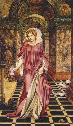 Medea by Evelyn Pickering De Morgan