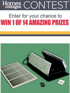 Win 1 of 14 Amazing Prizes *Contest Closes on Jan 31* http://free.ca/contests/win-1-of-14-amazing-prizes/