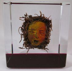 Masks by Paul Stankard