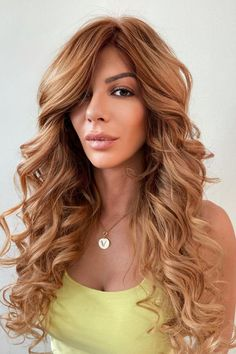 Long wavy hairstyles are perfect for those who want to feel like they have a new hairdo. These long, gorgeous waves will sure make you look and feel your best! From beachy waves that show off your natural texture to elegant updos with just enough waves in them; we've got everything here for you! Don't miss these 24 prettiest long wavey hairstyles. (Photo credit Instagram @hair_salon_by_hadis) Wavy Hairstyles, Latest Hairstyles, Drop Dead Beautiful, Elegant Updo, Beachy Waves, Long Wavy Hair, Natural Texture, Updos, Photo Credit