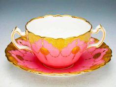 Minton 1880 ~ lovely bullion cup