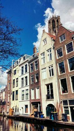 Utrecht by Marianne Bekke