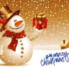 Free Christmas Snowman Wallpaper With Gifts Backgrounds For . Snowman Wallpaper, Merry Christmas Wallpaper, Merry Christmas Images, Holiday Wallpaper, Christmas Quotes, Christmas Pictures, Christmas Wishes, Christmas Snowman, Christmas Greetings