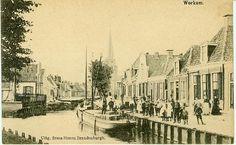 Webklik.nl - Workum - Het Dwarsnoard een beeld in ansichten, veel ansichtkaarten en foto's. Maak een historische reis over het Dwarsnoard van de 20e eeuw.