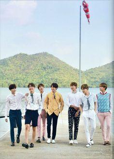 BTS no Summer Package 2017