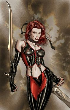 109 Best Bloodrayne Images Rayne Comic Art Video Games Girls