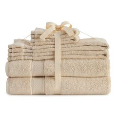 Add the softest and plushiest of bathroom accessories to your powder room with this LC Lauren Conrad towel set. Luxury Towels, Bath Towel Sets, Lc Lauren Conrad, Washing Clothes, Hand Towels, Bathroom Accessories, Organic Cotton, Reusable Tote Bags, Powder Room