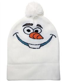 Frozen Olaf Beanie - If you wanna build a snowman or just look rad on Halloween the Officially Licensed Frozen Olaf Beanie is for you. Features white beanie with Olaf faci Frozen Halloween Costumes, Olaf Costume, Spirit Halloween, Costumes Kids, Olaf Frozen, Disney Frozen, Party Points, White Beanies, Creative Costumes