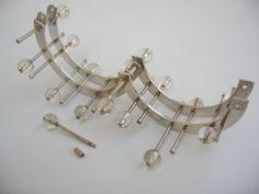 Angelica Komis Plexiglas Jewelery