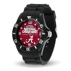 2016 College Football Playoff National Champions Men's Sports Watch - Spirit