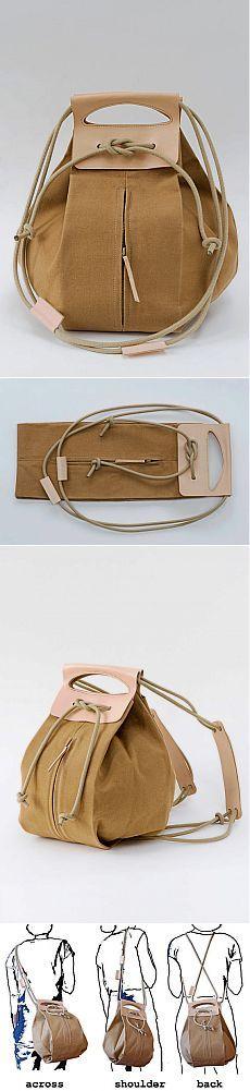 simple bolsa / bolsos, embragues, bolsas /  Take away: •Front zipper •Maybe handle design?