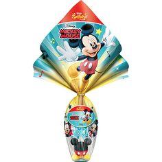 Ovo de Páscoa Surpresa Mickey Mouse Ao Leite com Brinde 150g - Nestlé