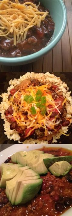 Fantastic Black Bean Chili Healthy Recipes - bean, chili, healthy, recipes