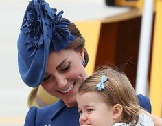 Prince William and Kate Middleton Arrive in Canada With Princess Charlotte and Prince George | E! News