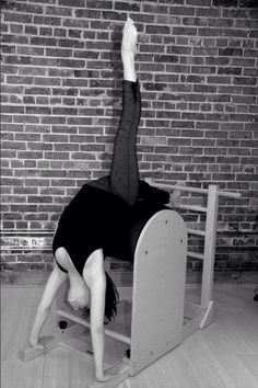 Ladder Barrel Pilates.