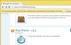 Es oficial, Google controlará por completo las extensiones de Chrome http://www.genbeta.com/p/113432