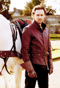 """Tom Hiddleston in """"The Hollow Crown"""" << I can't help myself, always have to pin Prince Hal. Unf."""