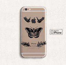 Harry styles tatuajes iPhone 6 6s 6+ 6s+ 7 7 Plus estuche rígido transparente