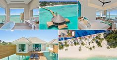 ecently opened, share the experience of the Maldives with your family at Kandima resort. Parents can enjoy the idyllic getaway they've been dreaming of whilst 'Kandiland', the resorts children's club, keeps the kids busy. Watch them play at the water zone, try trampolining or learn to cook in the al fresco mini kitchen