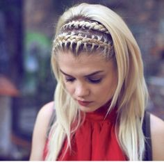 Image via We Heart It https://weheartit.com/entry/166414884 #blonde #hairstyle #margaret