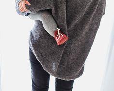 #momanddaughter #wool #graylabel