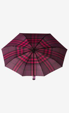 Burberry London Purple Umbrella | VAUNTE