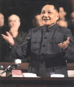Dengxiaoping,he came up with the political rule One country and two system which lead Chinese government take Hongkong and Macao back from British and Portuguese.He insist the Reform and opening up policy which brought a rapid development in Chinese economic,he is one of the successful leader for Chinese.