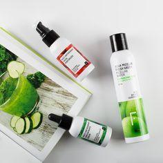 Tu rutina facial más green | Freshly x Greenery