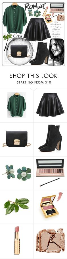 """""""Open Front Ribbed Trim Sweater Coat"""" by sabina-220416 ❤ liked on Polyvore featuring Whiteley, Hot Topic, Surratt and Rika"""