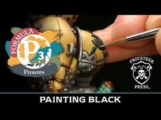 (16) Formula P3 Presents: Painting Black - YouTube