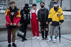 The Cute Korean Guys are the Real Style Icons at Seoul Fashion Week