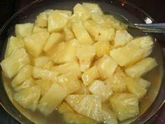 Receita de xarope de abacaxi e gengibre: excelente para tosse, gripe e bronquite | Cura pela Natureza.com.br