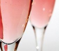 Pink Champagne Cookies | Recipes by Amy Tobin