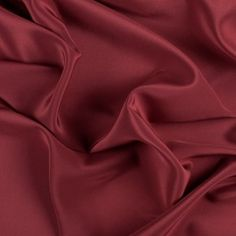 Beautiful silk crepe de chine made especially for Mood. Lush to the touch, with a soft hand and drape. Silk crepe de chine is perfect for all kinds of garments, from blouses to linings. Available in 96 attractive shades.
