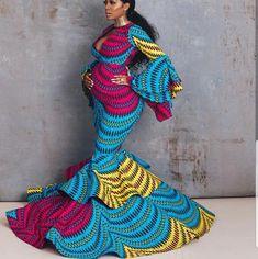 Buy Beautiful Dashiki Dress at Africa Blooms. Shop Porsha Williams African Dress and ankara dress. African Prom Dresses, African Wedding Dress, African Dresses For Women, African Wear, African Attire, African Fashion Dresses, African Women, Ankara Fashion, African Style Clothing