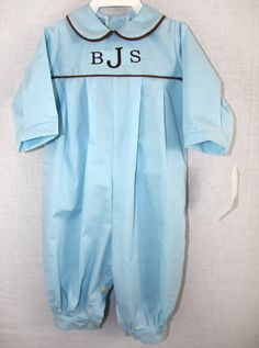 291965- Baby Boy Coming Home Outfit - Baby Take Me Home Outfit - Baby Boy Clothes -Infant Coming Home Outfit - Baby Clothes- Baby Boy Romper by ZuliKids on Etsy https://www.etsy.com/listing/202271274/291965-baby-boy-coming-home-outfit-baby