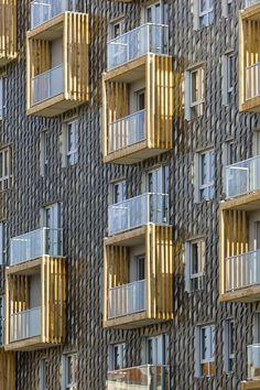 117 LOGEMENTS ZAC CARDINET CHALABRE, Paris | Périphériques architectes - Jumeau + Marin + Trottin
