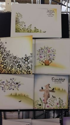 Cardio Cards, Card Io, Tim Holtz, Homemade Cards, Cardmaking, Birthday Cards, Projects To Try, Gallery Wall, Paper Crafts