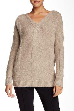 Camilee Vee Sweater by Brochu Walker on @nordstrom_rack