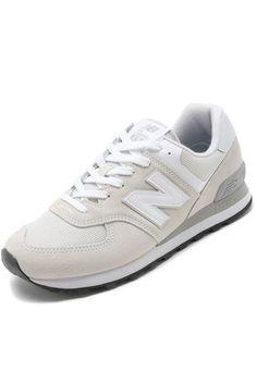 685630a8b46 Tênis New Balance 574 Branco - Compre Agora