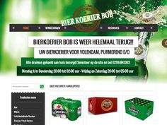 Nieuw bij Starteenwinkel.nl: http://www.bierkoerierbob.nl/