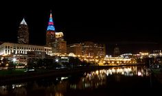 Riverside View Of Cleveland