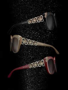 1ab6a41420 The Bulgari eyewear collection reflects women s innate beauty